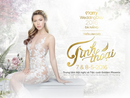 Hậu trường chụp ảnh poster Marry Wedding Day 2016 Đà Nẵng - Tình thoại