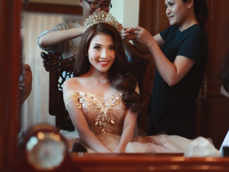 5 tiêu chí giúp chọn kiểu tóc cô dâu phù hợp