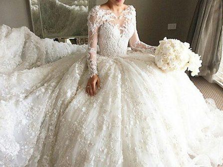 5 lỗi trang phục cô dâu thường mắc phải và cách khắc phục