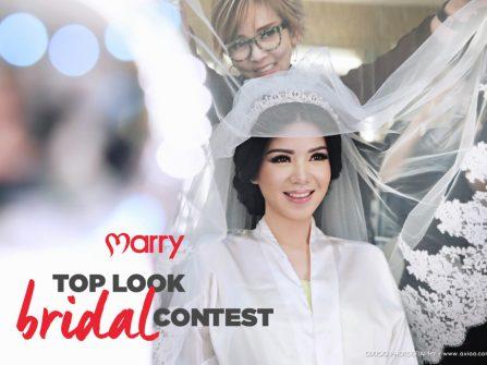 Kết quả top 10 cuộc thi Top Look Bridal tại miền Nam