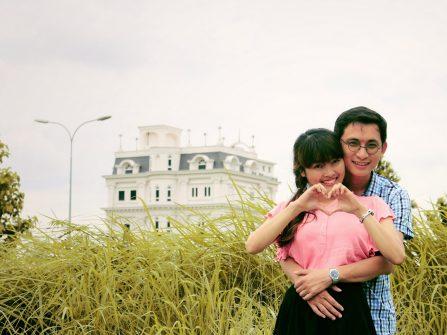 Tuần trăng mật ngọt ngào ngay tại Sài Gòn