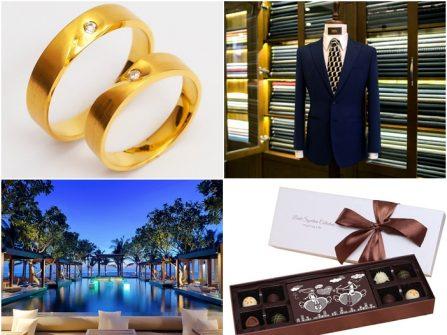Vô vàn quà tặng hấp dẫn tại Marry Wedding Day Đà Nẵng 2016