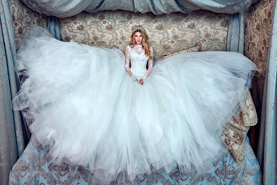 BST váy cưới mùa xuân 2017 từ thương hiệu Galia Lahav