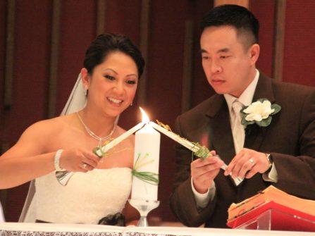 6 nghi lễ kết đôi ý nghĩa cho đám cưới