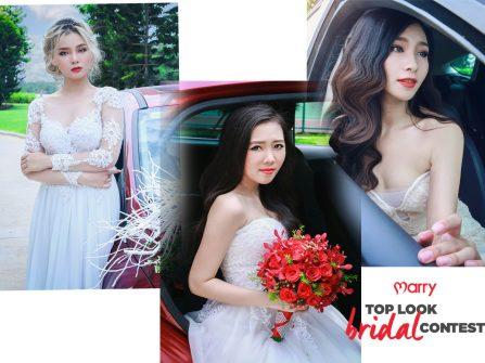 Tìm được 3 gương mặt nổi bật nhất Top Look Bridal khu vực miền Nam