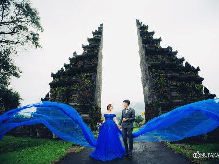 Mãn nhãn chùm ảnh cưới chụp tại Bali của cặp đôi miền Tây