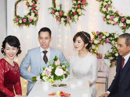 Nghi lễ cưới truyền thống Việt Nam gồm có những gì?