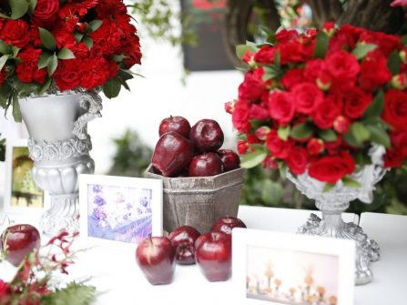 Theme cưới: Vườn địa đàng hạnh phúc