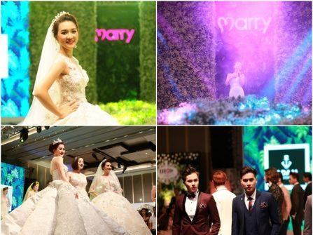 Đêm Gala mở màn hoành tráng Marry Wedding Day Hà Nội 2016