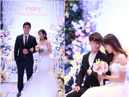 Choáng ngợp với không gian triển lãm cưới lớn nhất Hà Nội 2016