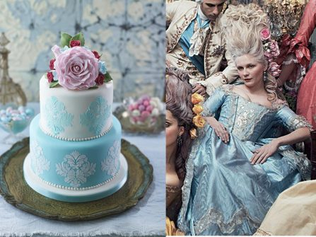 Bánh cưới độc đáo lấy ý tưởng từ phim ảnh
