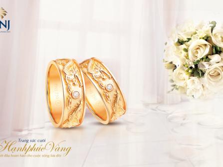 Ý nghĩa đằng sau các thiết kế nhẫn cưới