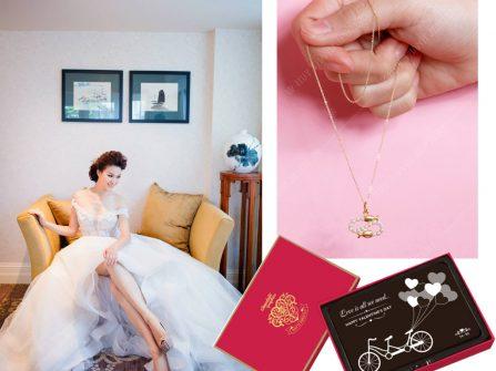 Tìm ra chủ nhân các giải thưởng hấp dẫn Marry Wedding Day Hà Nội 2016