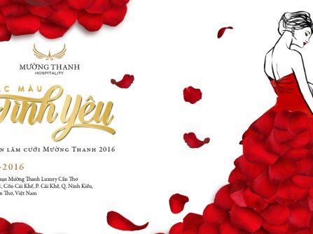 Triển lãm cưới Mường Thanh - cảm hứng từ ngôi nhà bình yên