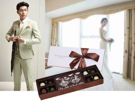 Tấp nập quà tặng và ưu đãi hấp dẫn tại triển lãm cưới Mường Thanh