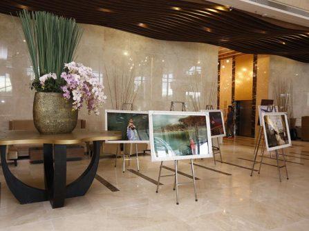 Những hình ảnh đầu tiên của triển lãm cưới Mường Thanh Cần Thơ 2016
