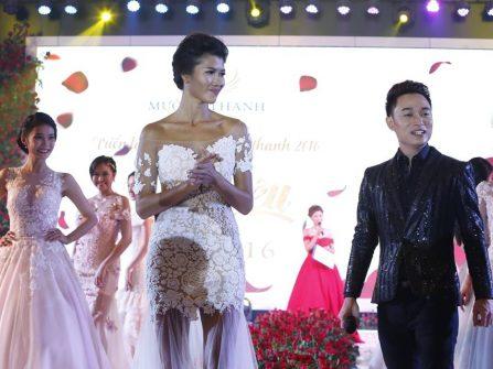 Ca sĩ Trúc Nhân khuấy động đêm Gala triển lãm cưới Mường Thanh Cần Thơ