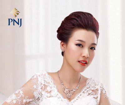 Trang sức cưới cho cô dâu thêm rạng ngời