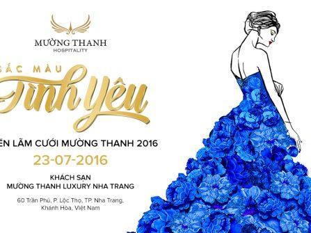 Triển lãm cưới Mường Thanh Nha Trang 2016 - Vùng trời bình yên