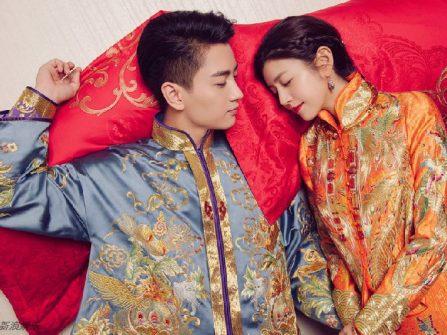 Đám cưới xuyên Trung - Đài của Trần Hiểu - Trần Nghiên Hy
