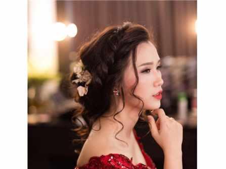 Hanh Min makeup