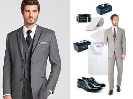 10 nguyên tắc mặc vest cưới đẹp chú rể cần lưu ý