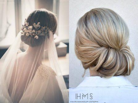 11 kiểu lúp cô dâu đẹp phù hợp với từng kiểu tóc.