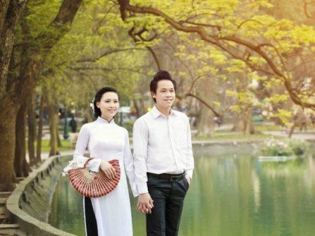 Mùa thu chụp ảnh cưới ở đâu đẹp tại 3 miền Việt Nam