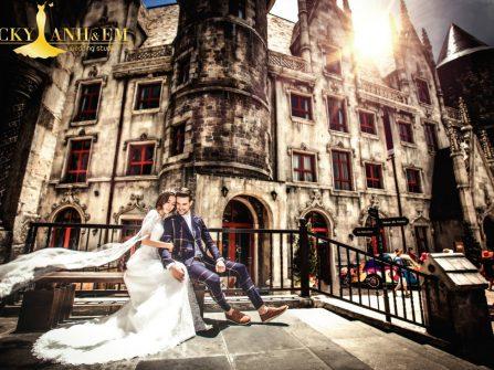 10 điểm chụp ảnh cưới đẹp nhất Đà Nẵng dưới góc máy Lucky Anh&Em