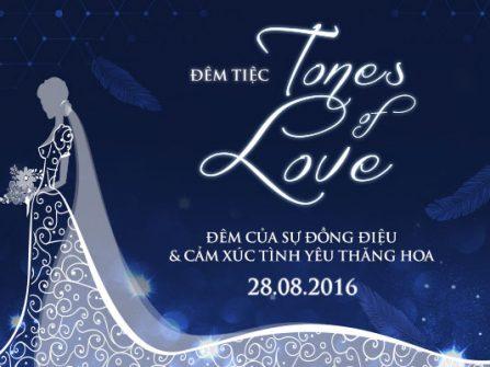 Cung bậc tình yêu - Đêm tiệc tuyệt vời dành cho cặp đôi sắp cưới!