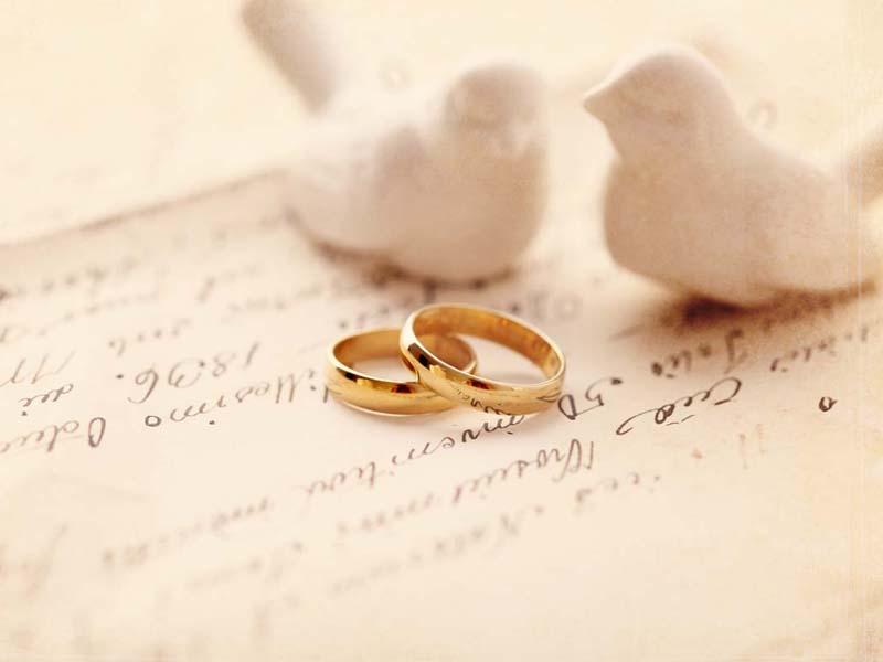 Thủ tục đăng ký kết hôn? Đăng ký kết hôn cần giấy tờ gì năm 2020?