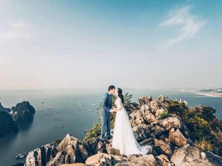 Top 5 địa điểm chụp ảnh cưới đẹp nhất tại Quảng Ninh