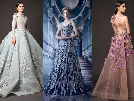 Chết mê những bộ váy cưới đẹp lộng lẫy với thiết kế phá cách