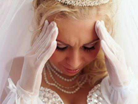 Sự cố đám cưới cô dâu thường gặp và cách ứng phó nhanh