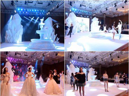Triển lãm cưới Giọt Yêu 2016 mang mùa đông lạnh giá đến với Thủ đô
