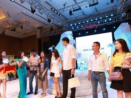 Sôi động bất tận tại triển lãm cưới mùa Đông Marry Wedding Day Hà Nội 2016 - Giọt Yêu