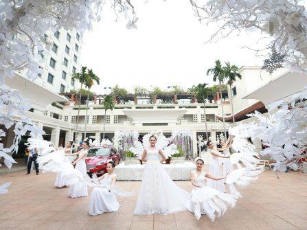 Lạc bước đến thiên đường mùa đông tại Marry Wedding Day Hà Nội 2016 - Giọt Yêu