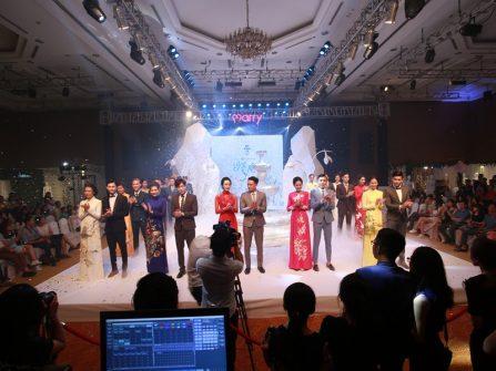 Giới thiệu xu hướng thời trang thịnh hành tại Gala bế mạc Marry Wedding Day