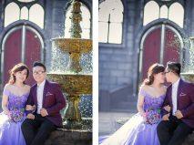 Ảnh cưới YoYo, áo cưới Sinh
