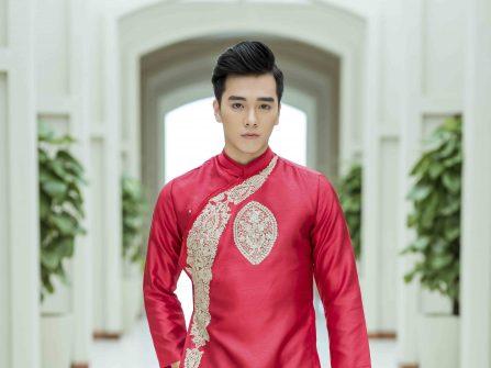 Bộ sưu tập áo dài cưới cho chú rể của Quyên Nguyễn Bridal