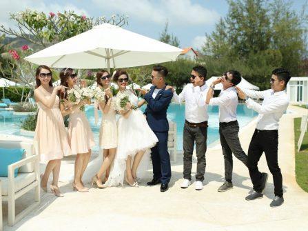 Omni Bridal giảm 2 triệu dịch vụ trọn gói và 10% cho khách chụp album cưới
