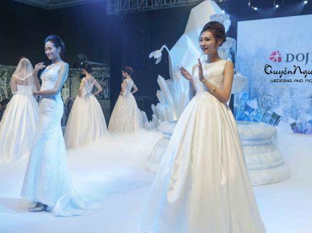 """Quyên Nguyễn Bridal Show tai Triển Lãm cưới:""""Giọt Yêu"""" Marry Wedding day_Sheraton"""
