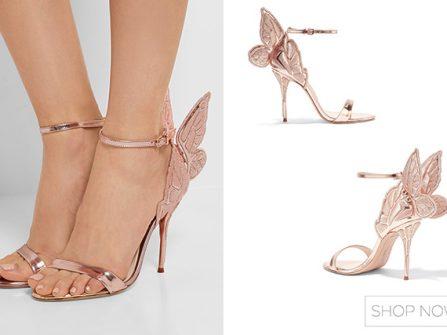 7 kiểu giày cưới thời thượng cho tiệc cưới mùa Thu Đông