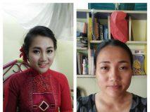 Makeup Eda Hồ - Trang điểm cô dâu tại nhà