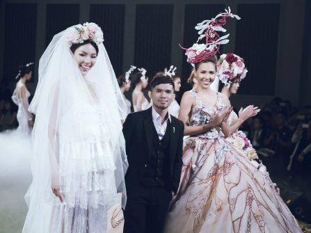 [Độc quyền] BST thời trang cưới mùa Thu/Đông 2016 Blossom - NTK Phan Anh Tuấn