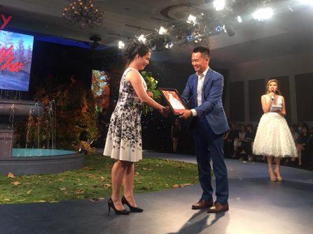 YourDay Wedding Planner - 2 lần liên tiếp đạt giải Gian hàng đẹp nhất Marry Wedding Day