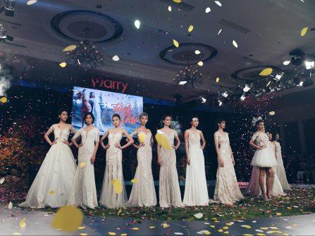 [Clip độc quyền] Thanh tao bộ sưu tập váy cưới Truong Thanh Hai Bridal 2017