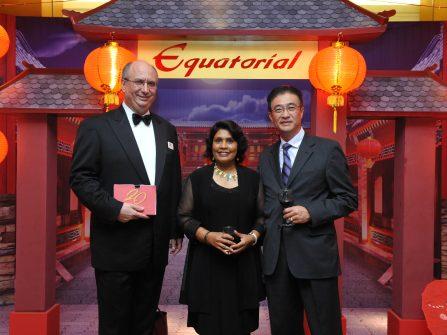 Khách sạn Equatorial kỷ niệm 20 năm hoạt động tại Việt Nam