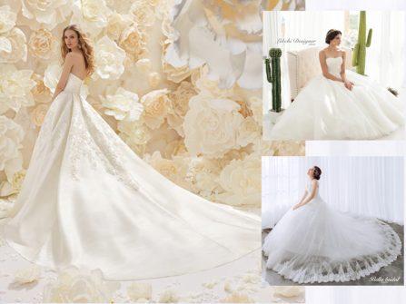 3 thương hiệu váy cưới đẹp khuynh đảo mùa cưới 2016