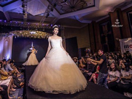 Bella Bridal Viet Nam – Mang hơi thở thời trang châu Âu vào váy cưới Việt